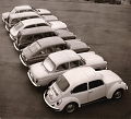 VW - 1972 - Beetle, VW 1500/1600, VW 411/412 - [5374]