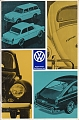 VW - 1967 - Approved Accessories - [5383]