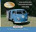 VW - Volkswagen Transporters 1950-1990 - Richard Copping - 1 903016 89 2 - [5522]