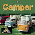 VW - Volkswagen Camper - 40 Years of freedom - Richard Copping - 9781845841119 - [5523]