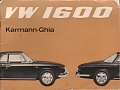 VW - 1965 - VW 1600 Karmann-Ghia - 158.801.00  1.66 - [5540]
