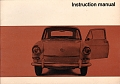 VW - 1966 - Instruction manual - 158.211.20 8.66 - [5544]