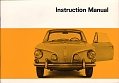 VW - 1966 - Instruction manual - 158.803.00 11.66 - [5548]
