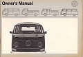 VW - 1971 - Instruction manual - 562.001.23  3.71 - [5550]