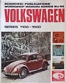 VW - Scientific Publications' Workshop Manual Series N° 46 Volkswagen Series 1100 - 1500 - [5957]