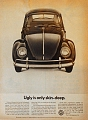 VW - 1966 - Ugly is only skindeep - [6078]