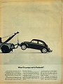VW - 1966 - What if it poops out in Paducah? - [6079]