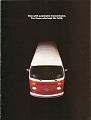 VW - 1973 - Now with automatic transmisson. For those who kept the faith. - 33-22-36010-B - [6161]