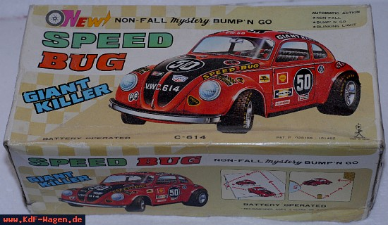 VW - (vw_t1) - Taiyo - 1/15   (265mm) - C-614 - Speed Bug - [6181]-3