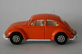 VW - Beetle - Corgi Whizzwheels - 1/45  (90mm) - 383 - Volkswagen 1200 Saloon - [6275]