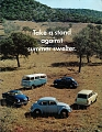 VW - 1970 - Take a stand against summer swelter - [6382]