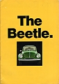 VW - 1971 - The Beetle. - 151.028.25 8/71 - [6412]