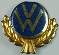 VW - 1950 - Volkswagen Motor Car Germany - [6483]