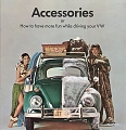 VW - 1966 - Accessories or How to have more fun while driving your VW - 43-00-60451 - [6491]