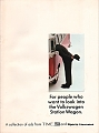 VW - 1963 - For people who want to look into the Volkswagen Station Wagon. - [6495]