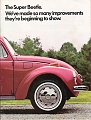 VW - 1971 - The Super Beetle. We´ve made so many improvements they´re beginning to show. - 33-11-06010B - [6569]