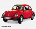 VW - 1974 - 1974 Super Beetle - 33-11-46030 - [6631]