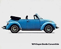 VW - 1974 - 1974 Super Beetle Convertible - 33-11-46040 - [6632]