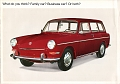 VW - 1965 - What do you think? Family car? Business car? Or both? - 153.016.29  8/65 - [6653]