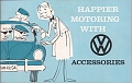 VW - 1959 - Happier Motoring with VW Accessories - Repro - [6669]