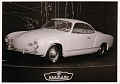 VW - 1956 - Karmann Ghia 14 - [6836]