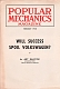 VW magazins - Popular Mechanics,1958,2