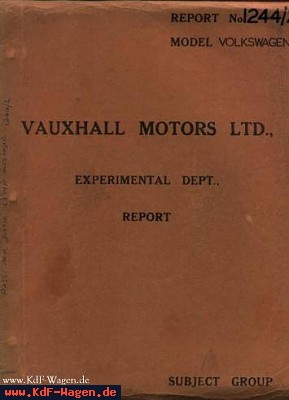 VW - Vauxhall Report - [6989]-1