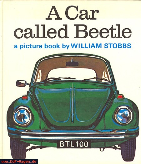 VW - A Car called Beetle - William Stobbs - 0 370 11144 3 - [7040]-1
