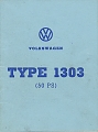 VW - 1974 - Type 1303 (50 PS) - [7158]