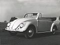 VW - 1954 - Beetle Convertible - [7209]