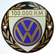 VW miscellaneous - 100.000 km,1954