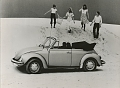 VW - 1976 - Beetle Convertible - [7555]