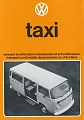 VW - 1970 - taxi - [7583]