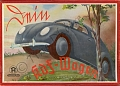 VW - 1940 - Dein Volkswagen  - Very Rare- smal version - [7602]