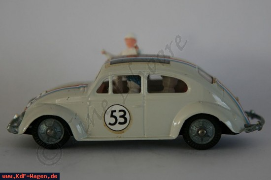 VW - (vw_t1) - Tekno - 1/43  (100mm) - 819 - VW Herbie - [7627]-1