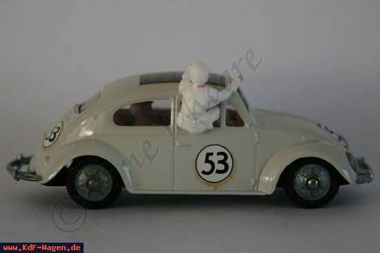 VW - (vw_t1) - Tekno - 1/43  (100mm) - 819 - VW Herbie - [7627]-2