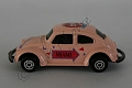 VW - Beetle - Edocar - 1/50  (80mm) - Coca-cola - [7647]