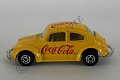 VW - Beetle - Edocar - 1/50  (80mm) - Coca-cola - [7649]
