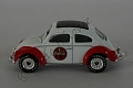 VW - Beetle - Matchbox - 1/60  (69mm) - Coca-cola - [7650]