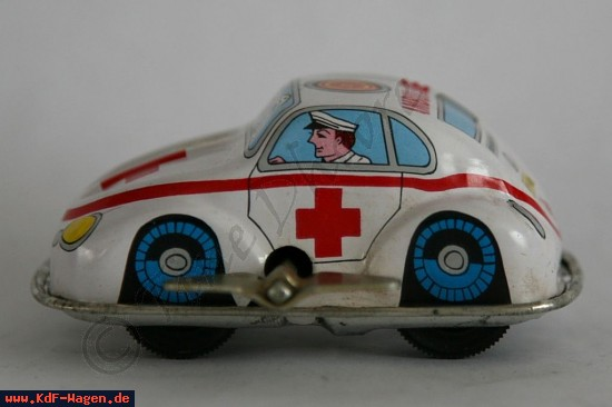 VW - (vw_t1) - 1/50  (80mm) - VW-157 - Ambulance - [7720]-1
