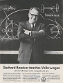 VW - 1959 - Gerhard Baecker teaches Volkswagen - [7752]