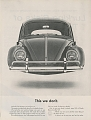 VW - 1963 - This we don´t. - [7753]