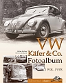 VW - VW Käfer & Co Fotoalbum 1938-1978  - Walter Richter - 978-3935517362  - [7914]