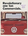 VW - 1969 - Revolutionary one ton Commercials - [7934]