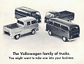 VW - 1968 - The Volkswagen family of trucks. - [8015]
