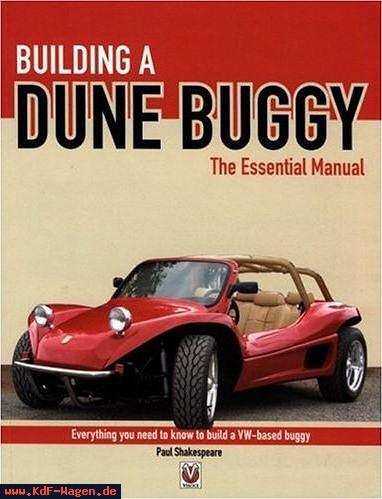 VW - Building a Dune Buggy: The Essential Manual - Paul Shakespeare - 978-1904788737 - [8037]-1