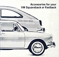 VW - 1965 - Accessories for your VW Squareback or Fastback - [8071]