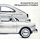 VW Prospekte - Accessories for your VW Squareback or Fastback,1965