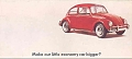 VW - 1967 - Make our little economy car bigger? - [8076]