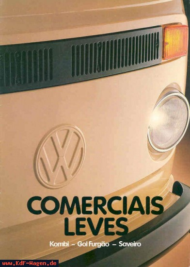 VW - 1983 - Comerciais Leves - [8077]-1